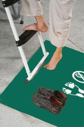 tapis de sol pour trampoline kangui