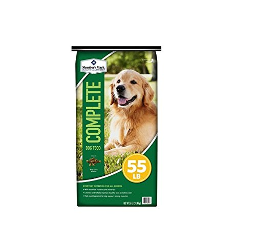 Member's Mark Complete Nutrition Dog Food (55 lbs.) ()