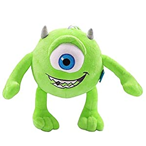Monsters Inc Monsters University Monster Mike Wazowski Plush Toys Mike Stuffed Animal Dolls