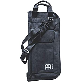 Meinl Percussion MSB-1 Standard Drum Stick//Mallet Bag with External Pocket an...