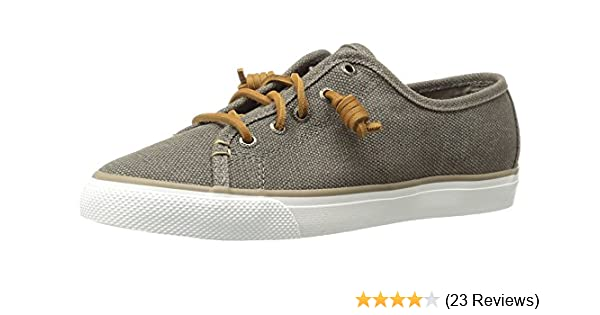 3847d05fc1a8d9 Amazon.com | Sperry Top-Sider Women's Seacoast Waxy Fashion Sneaker ...