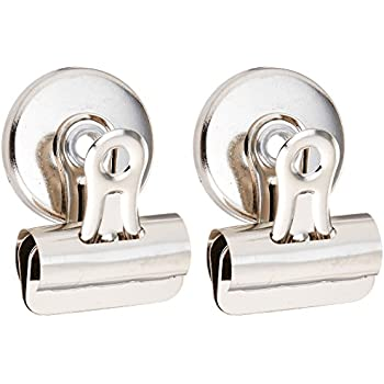 magnetic bulldog clips amazon com swingline magnetic bulldog clips 2 pack 6174