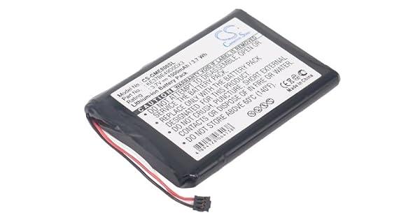 Amazon.com: Batería de repuesto para Garmin Edge 800 Edge ...