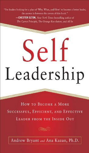 Self Leadership Become Successful Efficient Effective ebook product image