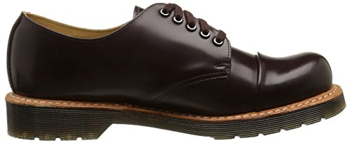 Dr. Martens Harrow Leigh - Zapatos Unisex adulto Oxblood