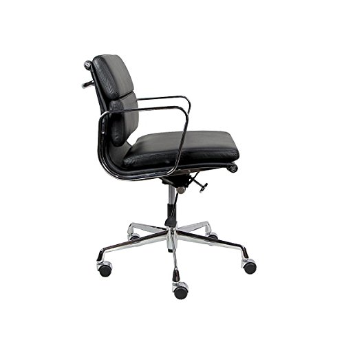 best price soho premier eames replica management chair soft pad