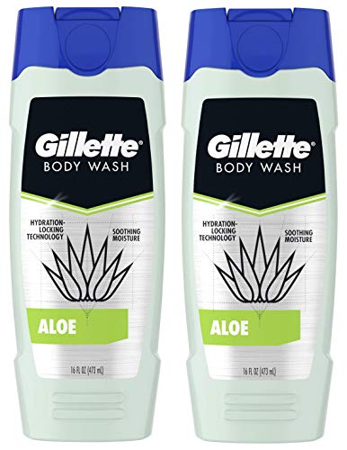 Hydra Wash Aloe Body Wash 16 oz -2-PACK