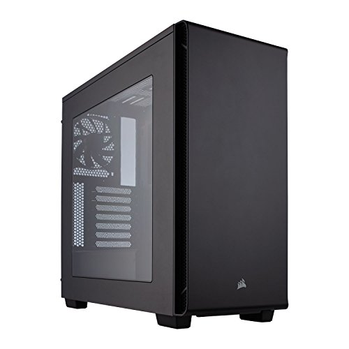 PC Hardware : CORSAIR Carbide 270R Mid-Tower Case, Window Side Panel