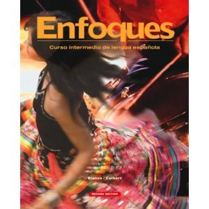 Read Online Enfoques: Curso Intermedio De Lengua Espanola-student Text Package(2 Edition-paperback) pdf epub