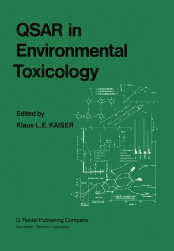 QSAR in Environmental Toxicology: Proceedings of the Workshop on Quantitative Structure-Activity Relationships (QSAR) in Environmental Toxicology held ... Hamilton, Ontario, Canada, August 16–18, ()