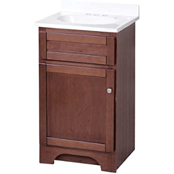 Foremost Coeat Columbia Inch Espresso Bath Vanity Combo Bathroom Vanities Amazon