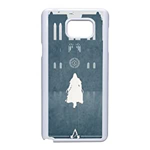 Samsung Galaxy Note 5 Phone Case White Assassin's Creed Unity ZEC906568