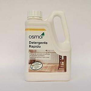 Osmo Detergente Rapido per la pulizia quotidiana parquet Olio e Cera 2 spesavip