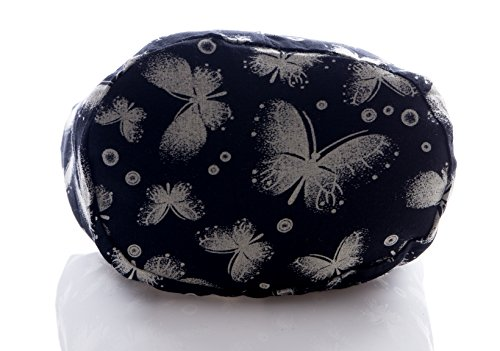 Avarada Purse Hobo Hippie Thai Cotton Messenger Sling Bohemian Black Butterfly Bag Crossbody rCqrOxw18