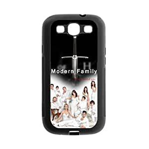 Hot TVplay Mordern Family Poster With Sword Samsung Galaxy S3 I9300 TPU Back Cover Case