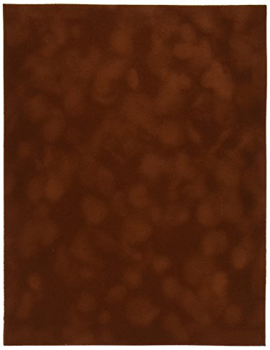 Sew Easy Industries 12-Sheet Velvet Paper, 8.5 by 11-Inch, (Nutmeg Sheet)