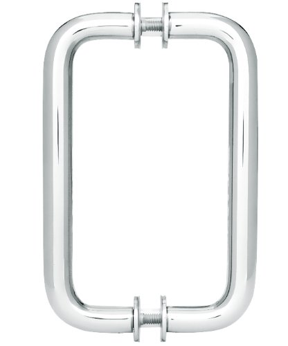 SHOWERDOORDIRECT 6 Inch Tubular Handles Washers