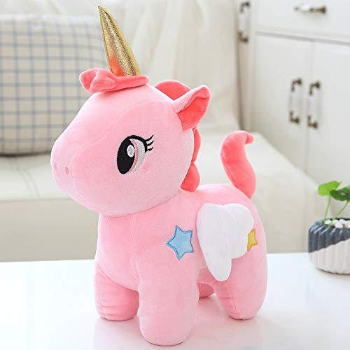 Stuffed & Plush Animals - Plush Toy Soft Unicorn Doll Appease Pillow Kids Room Decor Toy Children Pupil Halloween Present - Girls Toys Teen Travel Boys Kit -