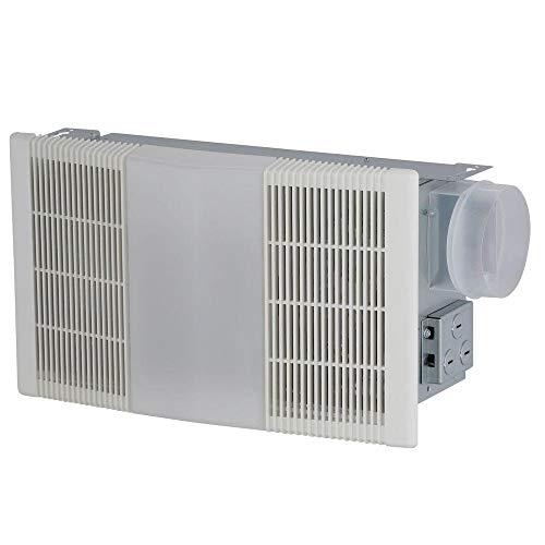Nutone 665rp Heat A Ventlite Exhaust Fan With 1300 Watt