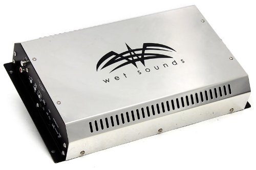 Wet Sounds Syndicate Series SYN 2 Amplifier - Full Range 2 Channel 700 Watt Class H Amp