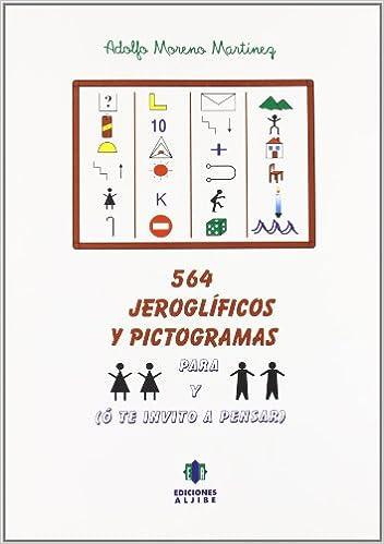 564 jeroglífico o pictogramas o te invito a pensar Cuad. Refuerzo Y ...