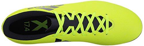 adidas Performance Herren X 17.4 FxG Solargelb / Legend Ink / Legend Ink