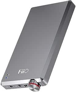 FiiO A5 Portable Headphone Amplifier, Titanium