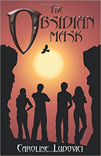 The obsidian mask caroline ludovici 9780741470645 amazon books fandeluxe Image collections