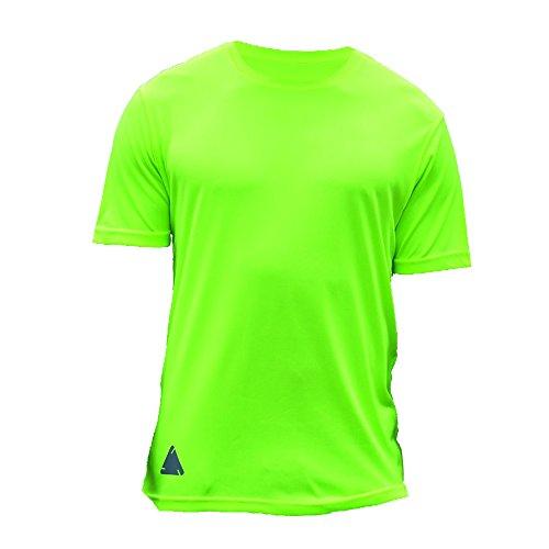 RTY Enhanced Vis Mens Enhanced Visibility Dynamic T-Shirt