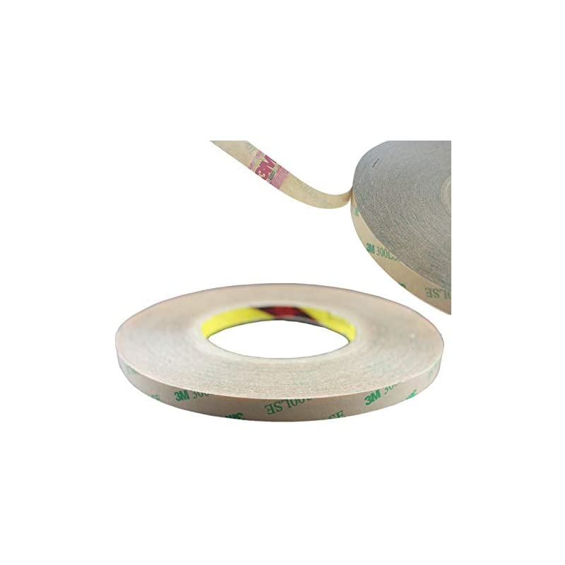 Rextin 50M Meters 10MM 3M Double Sided T