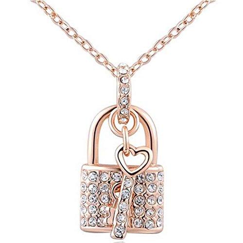 Hatop Women Charm Lady Jewelry Pendant R - 20
