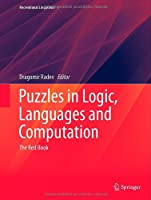 Puzzles in Logic, Languages and Computation: The Red Book