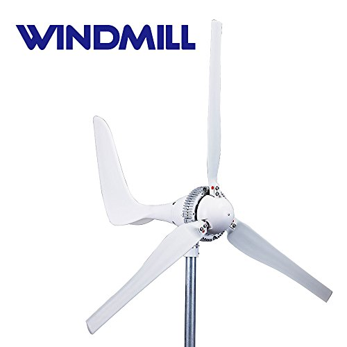 WINDMILL-1500W-24V-60A-Wind-Turbine-Generator-kit-MPPT-charge-controller-included-automatic-and-manual-breaking-system-Amp-meter-DIY-installation
