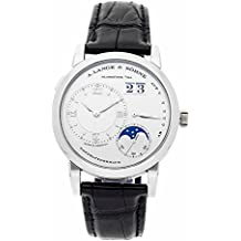 A. Lange & Sohne Lange 1 mechanical-hand-wind mens Watch 109.025 (Certified Pre-owned)