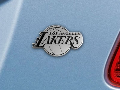 Fanmats NBA - Los Angeles Lakers Emblem, 2.5