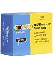 Tacwise 0295 Verzinkt nagels (16G/35mm, 2.500 stuks per verpakking)