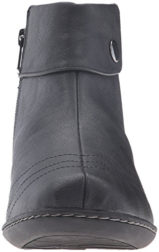 Black Hush Style Women's by Leather Boot Soft Puppies Jerlynn qaFq6