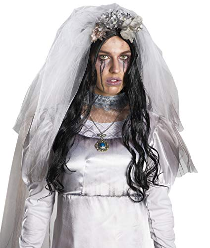 Rubie's Women's The Curse of La Llorona Adult Costume Wig, As As Shown, One -