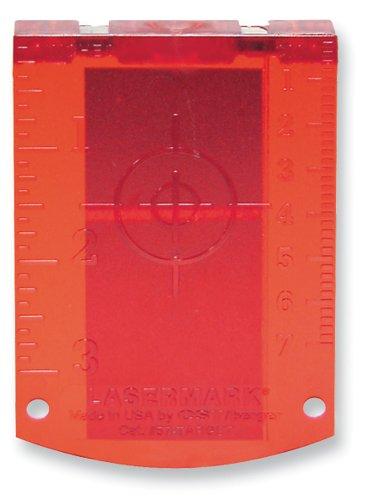 - CST/berger 57-TARGET Magnetic Base Laser Grid Target