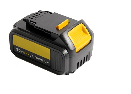 Techorbits 20v Replacement Battery Pack For Dewalt Dcb200