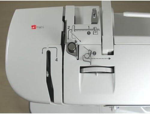 Brother - Máquina de coser (Innovis 955): Amazon.es: Hogar