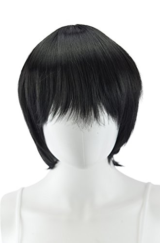 EpicCosplay Aether Layered Short Wig