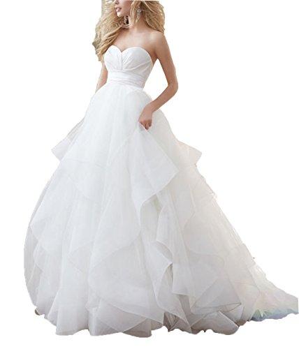 Kiss Rain Women's Lace Wedding Dresses Ball Gown Corset Bodice Bridal Gowns 41EQ11qgTrL home Home 41EQ11qgTrL