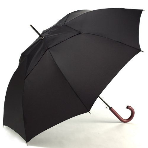 shedrain-windpro-stick-umbrella-black