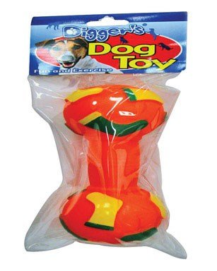 Diggers Dog Toy Large Vinyl