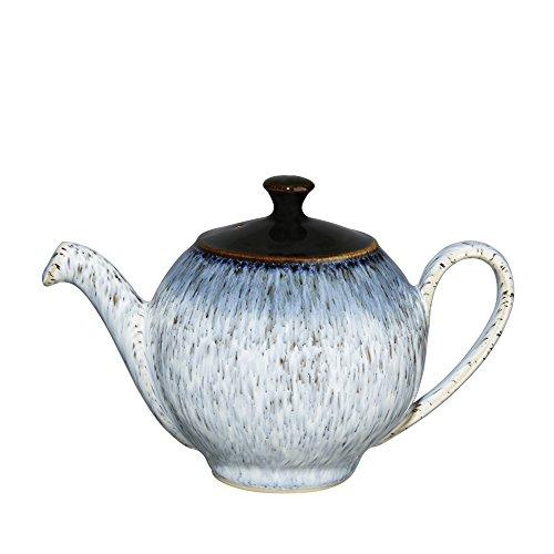 Denby Halo Teapot Salt Shaker, Speckle