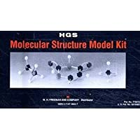 HGS Molecular Structure Models (New Only) (01) by (NA), Not Available [Paperback (2001)]