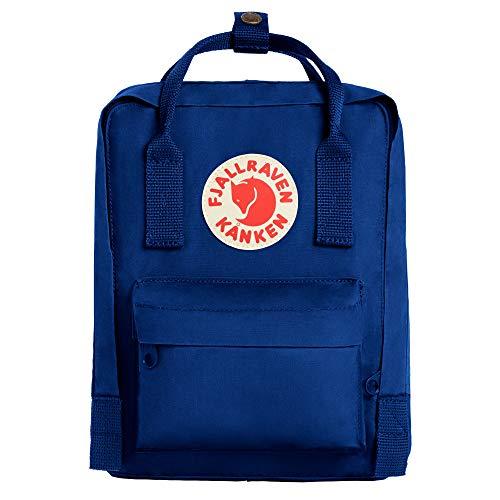 Fjallraven - Kanken Mini Classic Backpack for Everyday, Deep Blue
