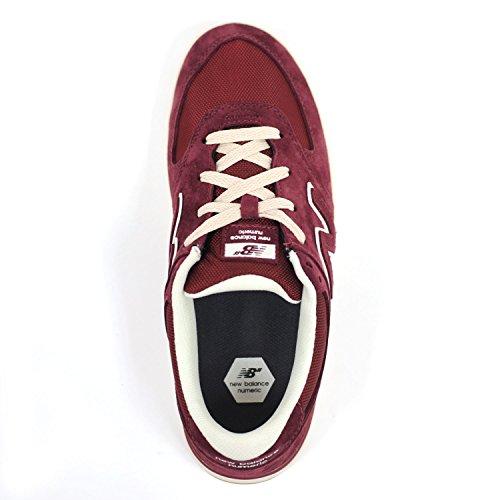 New Balance Logan numéricos S636rojo zapatos Red