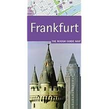 Rough Guide Map Frankfurt